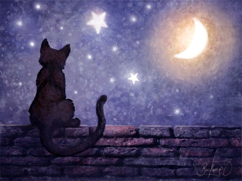 starry_night_cat_by_binoched-